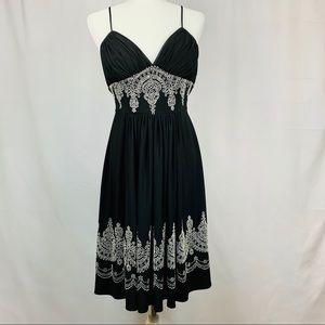 Night Way Collections Dress beaded embellishments